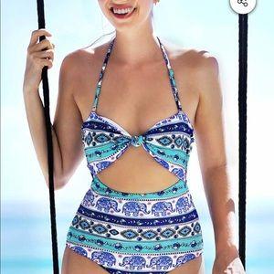 Cupshe medium NEW swimsuit one piece
